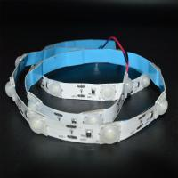 Quality Low power 3030 led focus light welcro led light strip bed led motion sensor led strip light with high quality lens for sale
