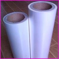 China BOPP glossy and matte thermal lamination film on sale