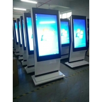 Quality AC110V 350nits Interactive Touch Digital Signage For Cinemas Malls for sale