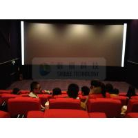 Quality Large 3D Cinema System With Sound System / Projector System / IMAX Screen for sale