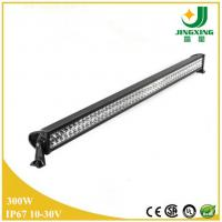 Quality 51.5 inch 300w Epistar tow truck led light bar for sale