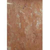 Big Slab Stone Gloss Marble Floor Tiles Polished Orange Peel Red Color for sale