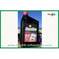 Quality Outdoor Advertising Inflatable Oil Bottle For Sale for sale