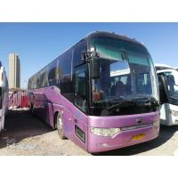 Quality 2010 Year 53 Seats Used Motor Coaches , Used Commercial Bus For Traveling for sale