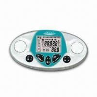 Quality Body Fat Analyzer with Pedometer Function, Made of ABS Material for sale