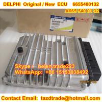 Quality DELPHI Original and New ECU for Ssangyong 6655400132 / A6655400132 / A665 540 01 32 for sale