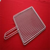 Quality BBQ grill mesh stainless steel for sale
