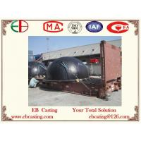 Buy 900kg Capacity Melting Pots for Melting Aluminum EB4063 at wholesale prices
