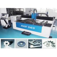Buy cheap GS-LFD3015 Fiber Laser Cnc Metal Cutting Machine 500W 1000W 1500W from wholesalers