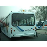 Quality 3 Engine 22 Seat Tarmac Coach Ramp Bus for Airport DC24V / 240W for sale