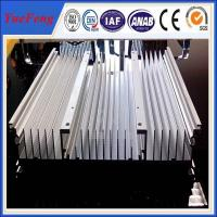 Quality OEM air conditioner profile, aluminium central heating radiators for ammonia air condition for sale