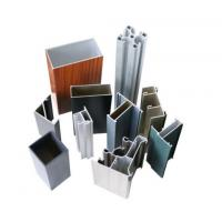 Quality Powder Painting Construction Aluminum Profile Customized Sections for sale