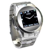 Quality HOT !! Watch phone FM new model quadband touch screen for sale