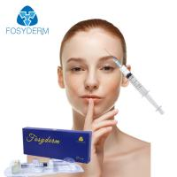 Hyaluronic Acid Injectable Dermal Filler 1ml For Facial Care Fast Shipping