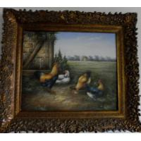 Quality (B-10)3D painting with frame for sale