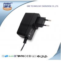 Quality EU plug Constant Current LED Driver 15V 1A Universal Power Adapter With GS CE Certificated for sale