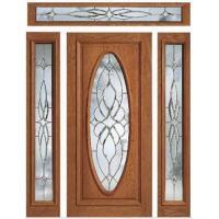 Quality decorative panel for wooden  doors   made in China for sale