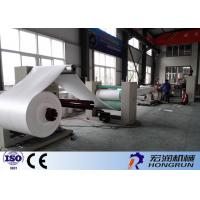 Quality Disposable PS Foam Sheet Extrusion Line High Efficiency 22*4.0*2.8m for sale