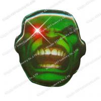 Quality Flashing Led badge S-7008 for sale