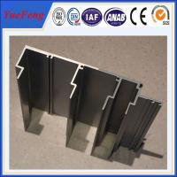 Quality HOT! Economical partition walls aluminium partition section, aluminum frame for glasses for sale