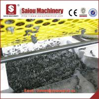 Quality double shaft tyre shredding machine for sale