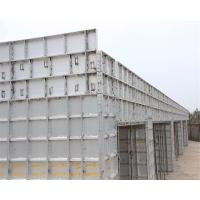 Quality Reuse 80times Construction and hollow building plastic formwork wall panel system for sale