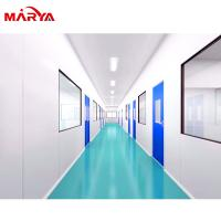 China Air Shower Pharmaceutical Clean Room Stainless Steel Material GMP Certificated on sale