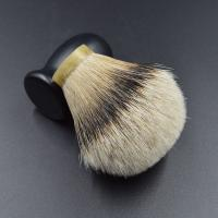 Quality Super Silvertip Badger Hair Knots For Handcrafted Shaving Brush for sale