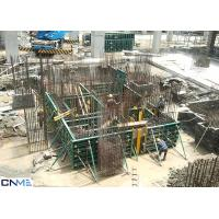 Quality High Precision Wall Kickers Formwork / Timber Formwork For Concrete Walls for sale