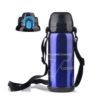 Buy cheap BSCI Double Wall SUS 201 Thermos Vacuum Insulated Bottle from wholesalers