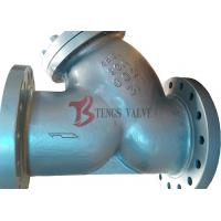 Quality Class 300LB Wye Type Strainer Butt Weld BW Ends Low Fluid Resistance for sale