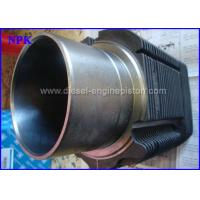 Quality Engine Block Sleeves 101WR09 , Cast Iron Cylinder Liners For Deutz FL413 Diesel Engine for sale