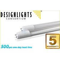 T8 SMD2835 LED LED Fluorescent Tubes Of Cold White 6000 - 6500 k , 6 W / 18 W /22 W optional for sale