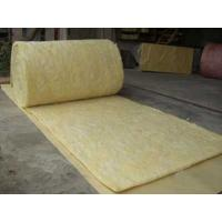 High Temperature Resistance Glass Wool Blanket For Power Plant 20mm - 100mm Thickness