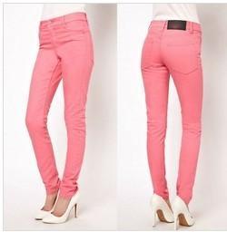 China Ethosens Coloured Skinny Jeans on sale