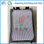 Quality Aluminium Car Radiator for MAN 81061016407 for sale