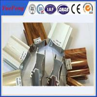 Quality top sale!aluminium extrusion profile for fabric supplier,aluminium section profile,OEM for sale