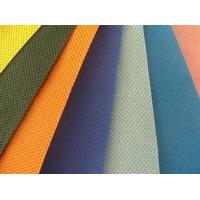 Quality Eco - Friendly Recyclable PP Non Woven Fabric Multicolor Customized For Furniture for sale