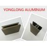 Buy cheap Electrophoresis Matte Or Flat Bronze Aluminum Window Profiles Length Shape from wholesalers