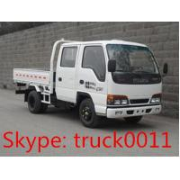 Buy ISUZU LHD twin cab mini cargo truck for sale at wholesale prices