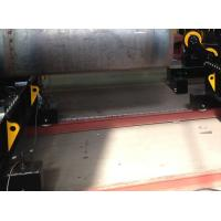 Quality 60T Movable Welding Pipe Roller Hydraulic Bending Machine For Boilers Turning Welding for sale