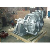 Quality 10 / 8 Single Stage Anti-Abrasive Rubber Lined Heavy Duty Slurry Pump For Coal for sale