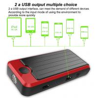 Quality T6 portable emergency car jump starter power bank wholesale for sale