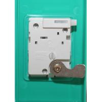 Buy Employee ABS Plastic Lockers Green 8 Comparts 1 Column Coin Operated Lockers at wholesale prices