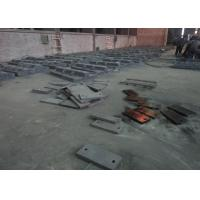 Quality High Cr Wear Plate Cr15Mo3 for Mining Industry Hardness More Than HRC57.4 for sale