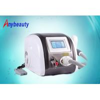 Quality 1064nm 532nm Q Switched Nd Yag Laser Tattoo Removal Machine F12 For Pigments Removal for sale
