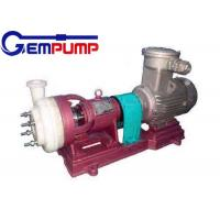 Quality Chemical centrifugal pump for Petroleum / Metallurgy pump , chemical industry pump for sale