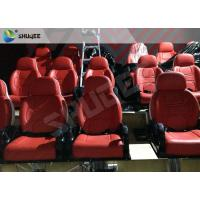 Quality Theme Park Electronic System 5D Movie Theater System With 5D Camera Movies for sale