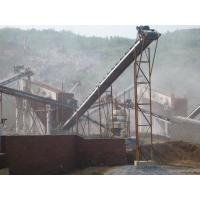 Quality Efficient Automatic Mine Crushing Equipment 30 - 50 t / h , Stone Crushing Plant for sale