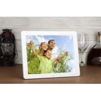 Quality Wall Mount Advertising Display LCD Video Brochure 12 Inch HD Screen Table Stand for sale